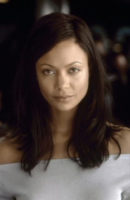 Thandie newton and Mission impossible on Pinterest