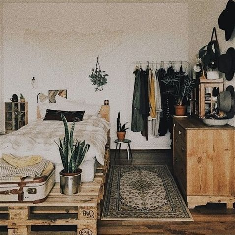8 Hipster Bedroom Styles That Reveal Your True Color