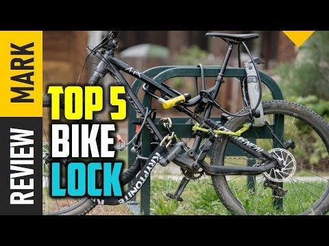 Top Bike Lock 5 Best Bike Lock 2019 Reviews Buying Guide