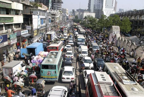 The world's urban population is growing, but problems associated with migration to cities are not inevitable.