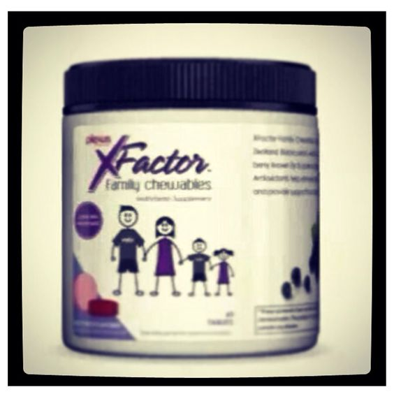 Plexus X Factor Family Chewables!  A brand new product released and available to everyone today!  You can find it on my site ... vitamins the whole family can take together!!! #plexusfreedom #plexusopportunity   www.plexusslim.com/robinmccartney  Ambassador #207217