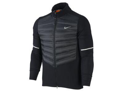 Nike Aeroloft 800 Down Hybrid Men&39s Running Jacket | Workout Gear