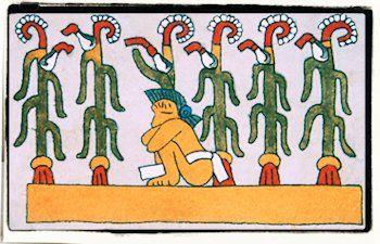 La leyenda del maíz Cuentan que antes de la llegada de Quetzalcóatl, los aztecas sólo comían raíces y animales que cazaban. No tenían maíz, pues este cereal tan alimenticio para ellos, estaba escon…