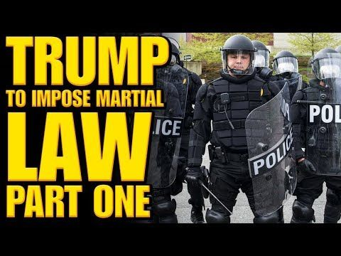 Martial Law In The United States How Likely Is It And What Will