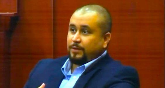 George Zimmerman the face of evil child killer.