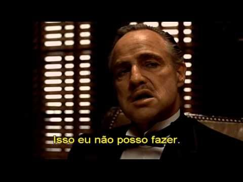 The Godfather Opening Scene The Godfather Marlon Brando Marlon Brando The Godfather