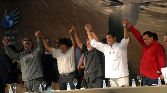 Σε υποχώρηση το κύμα των προοδευτικών κυβερνήσεων στη Λατινική Αμερική :: left.gr