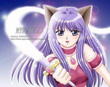 Manga Mew Mew Power