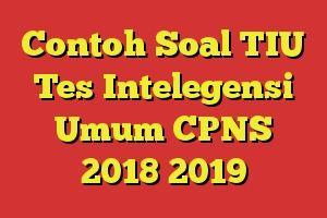 Contoh Tes Karakteristik Pribadi Ujian Cpns 2018 2019 Terbaru Bocoran Soal Cpns Terbaru Dan Terlengkap Beserta Kunci Jawaban Kunci