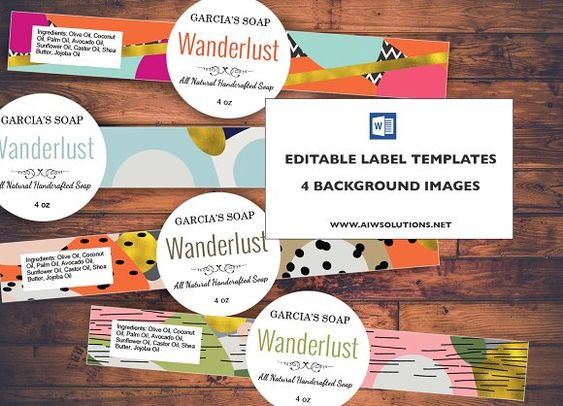 ... Product Label Template. Hey, I Found This Really Awesome Etsy Listing  At Https\/\/wwwetsy