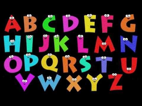 ABC SONG | ABC Song for Children - YouTube | Abc songs, Kindergarten songs,  Kids songs