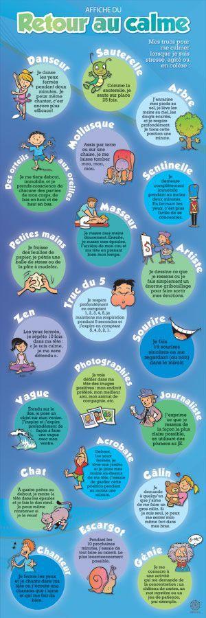 Une douzaine de livres Anti-colères