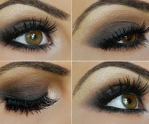 One of myfavorite eyeshadows is MAC Satin Taupe. It's a really pretty frosty taupe (gray brown) that looks great with a variety of looks.