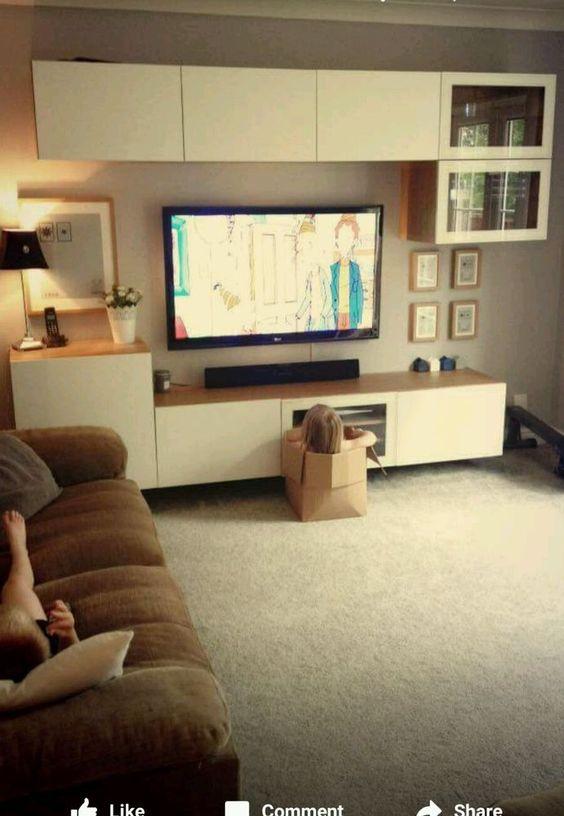 Ikea besta living room in home furniture diy furniture - Ikea salones besta ...