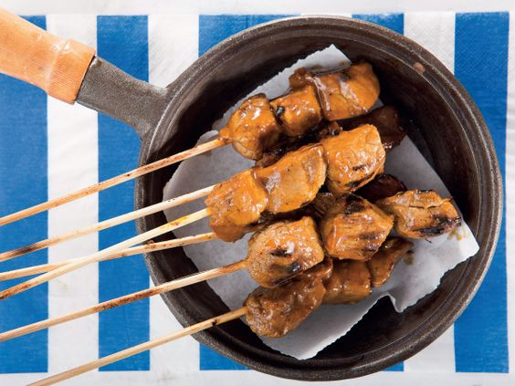 Classic braai marinade • Perfect for chops and kebabs!