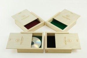 Pudełka na płytę