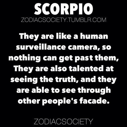 Scorpio Zodiac Personality Traits #014: | Scorpio Quotes