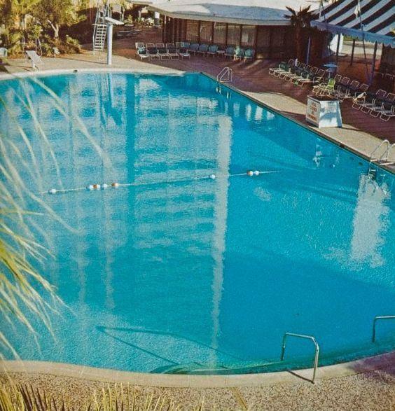 Broken glass swimming pools and nine d 39 urso on pinterest for Broken swimming pool