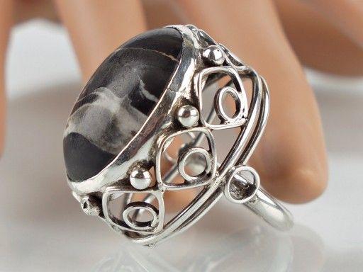 Pierscionek Orno Warszawa 7187656104 Oficjalne Archiwum Allegro Silver Jewerly Polish Jewelry Jewelry Art