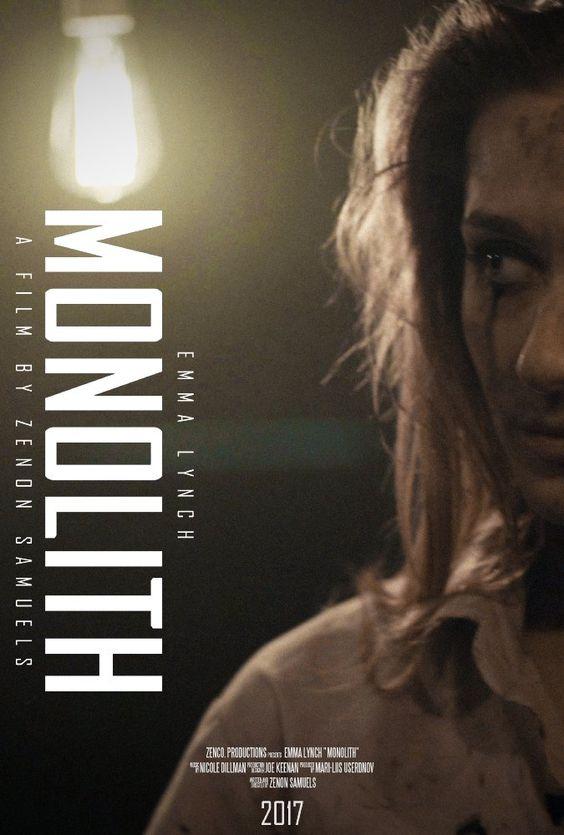 Monolith (2017) HDRip