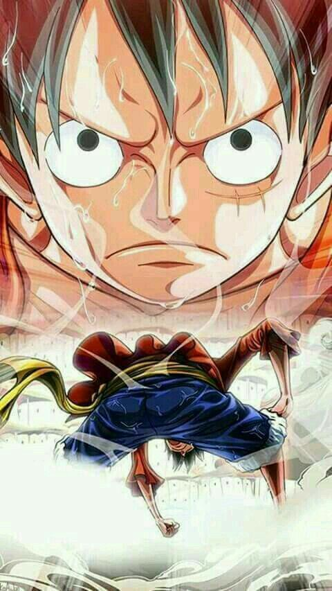 Luffy Is Angry One Piece Anime One Piece Wallpaper Iphone One Piece Luffy