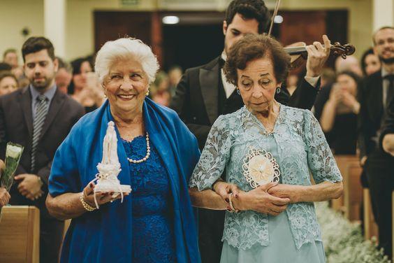 WEDDING - Superação + Amor - Casamento Alice e Thiago l Avós dos noivos l Entrada das alianças #luizmazinhophoto #casamento #casamentosbrasil