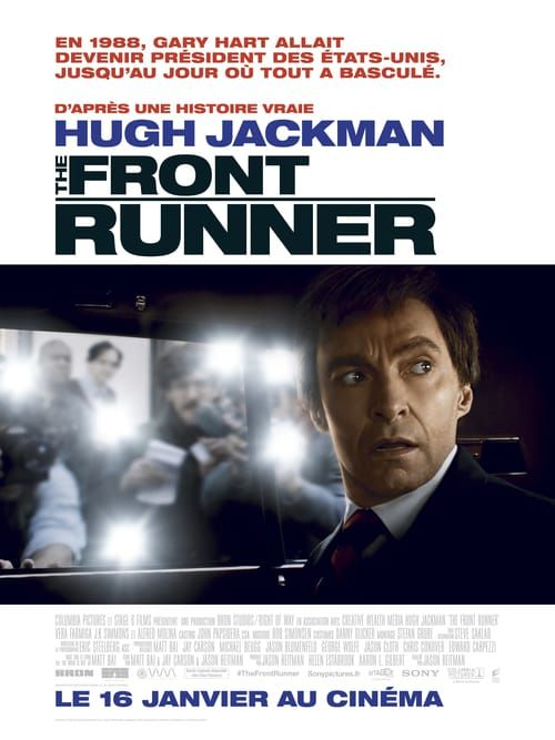 Ver The Front Runner Pelicula Completa En Chilena Latino Front Runner Streaming Movies Film