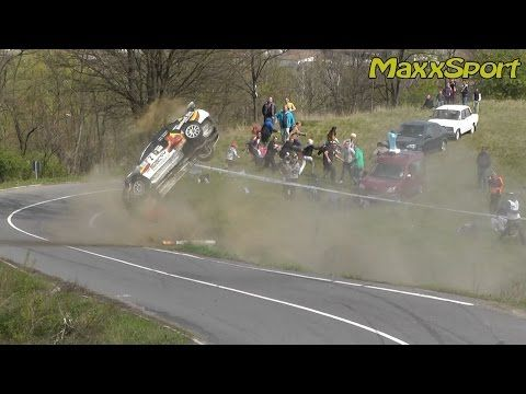 Best Of Rally Crash 2014 (VIDEO) » DailyFunFeed