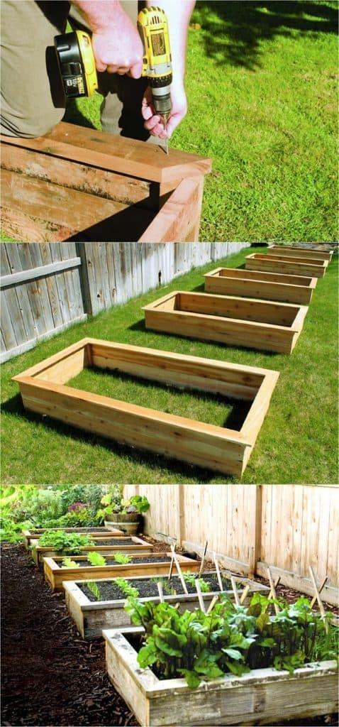 28 Best Diy Raised Bed Garden Ideas Designs Home Vegetable