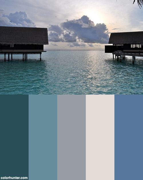 Maldives+Color+Scheme