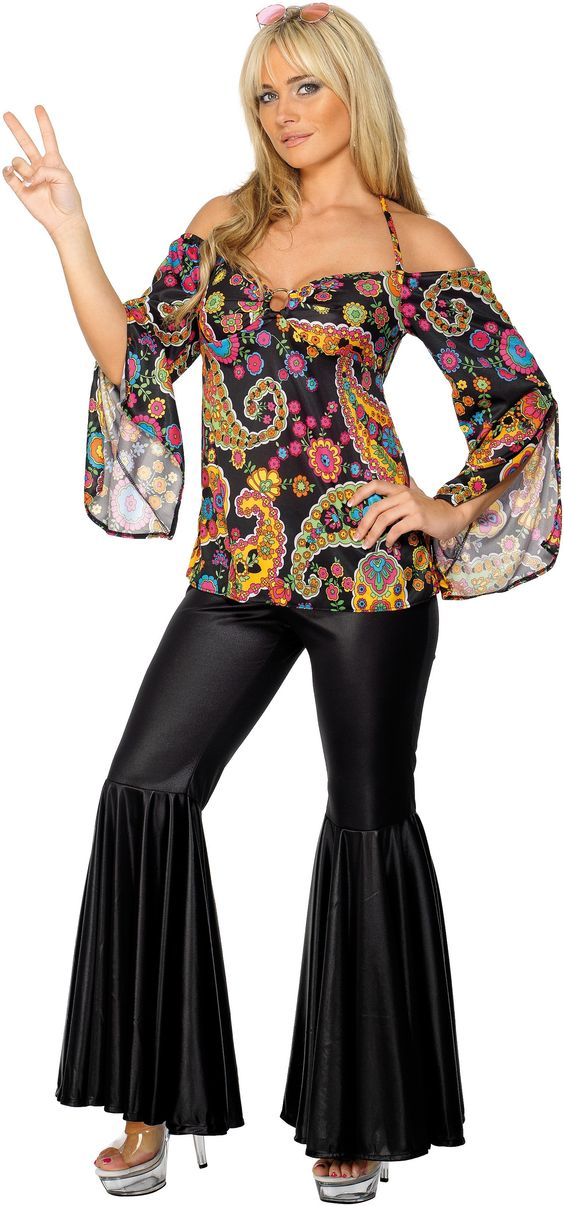 70s costume hippie Halloween Pinterest Hippies, Costumes and