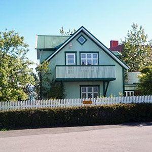 Architect's Cottage, Iceland