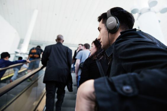 Shut out the noise and shut in the sound with our favorite noise-canceling headphones