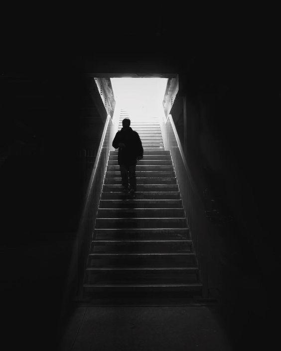 As belas fotos em preto e branco de Jason M. Peterson