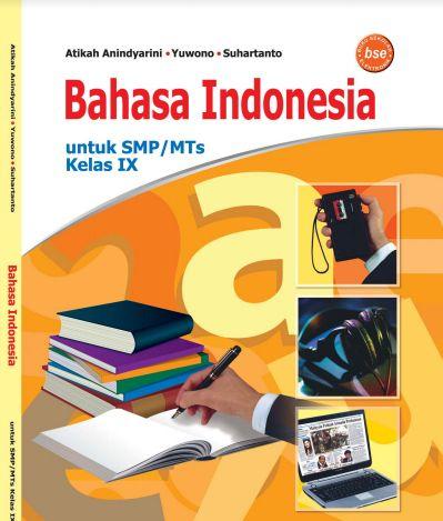 Download Buku Siswa KTSP SMP dan MTs Kelas 9 Bahasa Indonesia