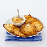 Healthy Makeover: Latkes | Recipe | Potato Latkes, Hanukkah Recipes ...