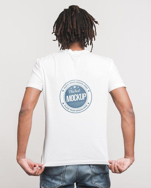 Download Download Man Wearing T Shirt Mockup For Free Shirt Mockup Tshirt Mockup Free Long Sleeve Tshirt Men