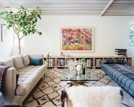 8 Ways to Make Your Living Room Lose 10 Lbs