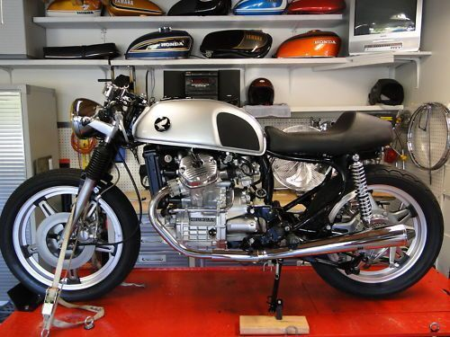 motorcycle seats direct - honda cx500 custom model cafe racer