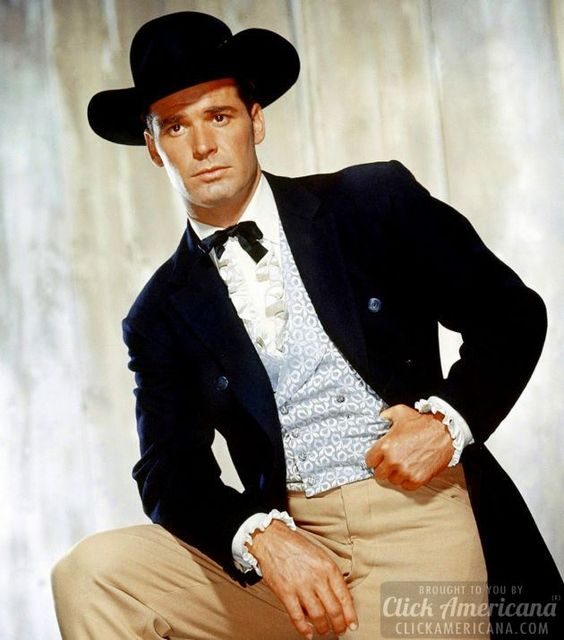 James Garner: I call on Bret Maverick (1958) - Click Americana