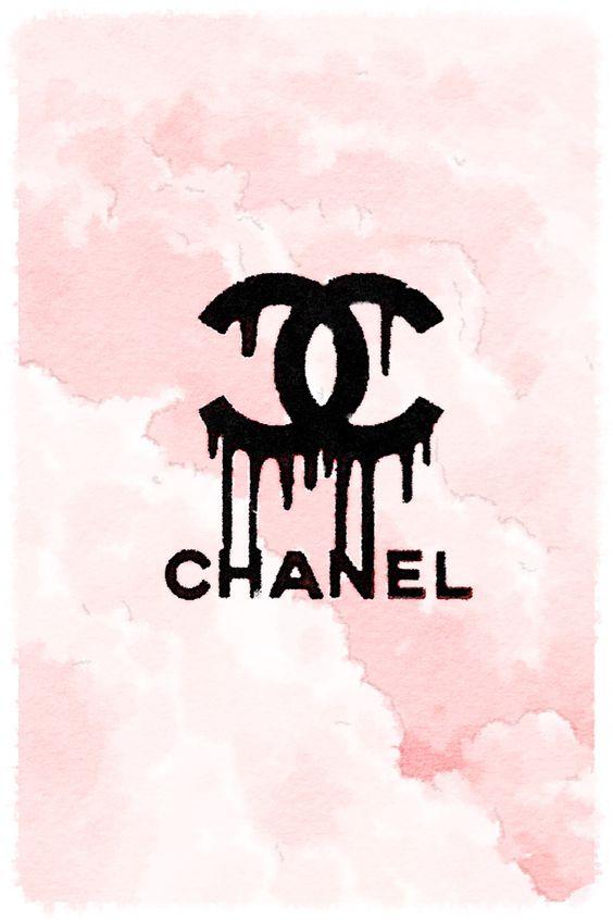 Chanel wallpaper on We Heart It | Chanel | Pinterest | We ...