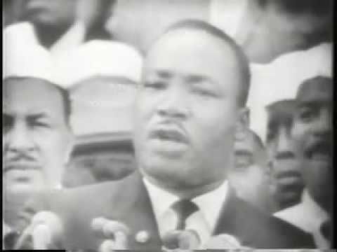"highlights of ""I have a Dream"" speech"