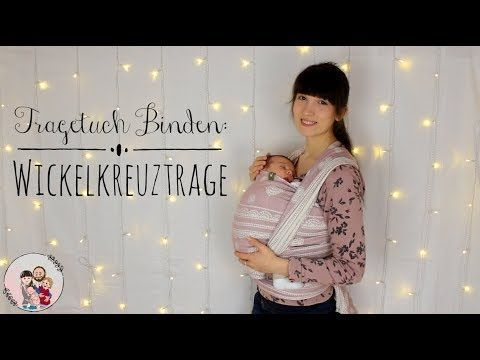 babyideas in 2020 | Tragetuch baby, Baby tragetuch binden