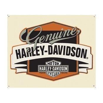 Harley Davidson Magnet Genuine Banner