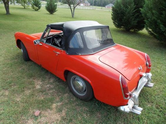 1965 Austin Healey Sprite 6850 Watertown Tn Forsale Craigslist Auctions And For Sale