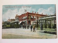 "streetcars 1910 in ""Teaville"":"