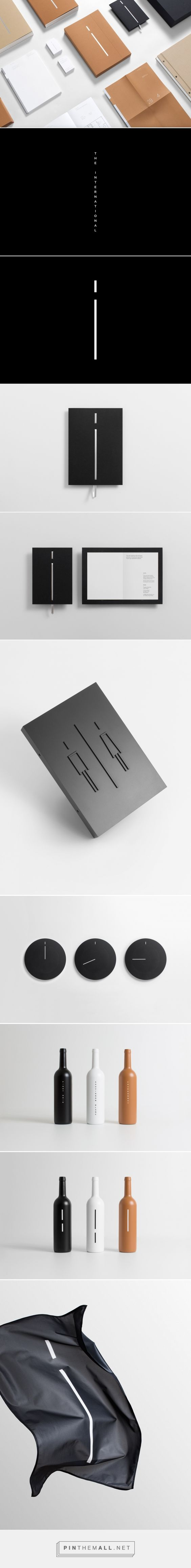 New Branding for The International by Studio South — BP&O - created via https://pinthemall.net