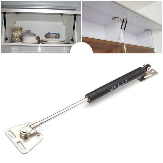 キッチンキャビネット100n 10キログラムドアリフト空気圧サポート油圧
