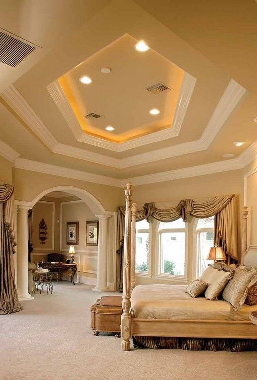 30 Awesome Mediterranean Bedroom Interior Ideas Dream Master