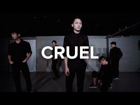 Cruel Snakehips Ft Zayn Jay Kim Choreography Choreography